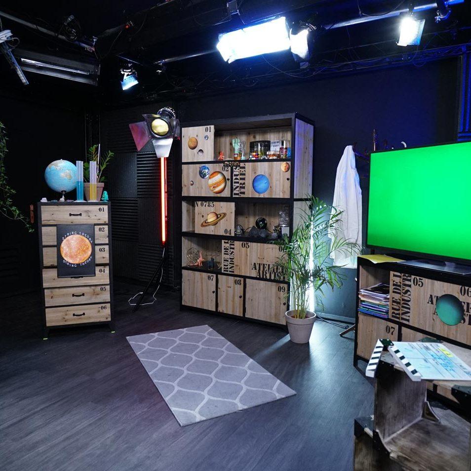 YouTube series - video production studio in Paris - Videology Studio
