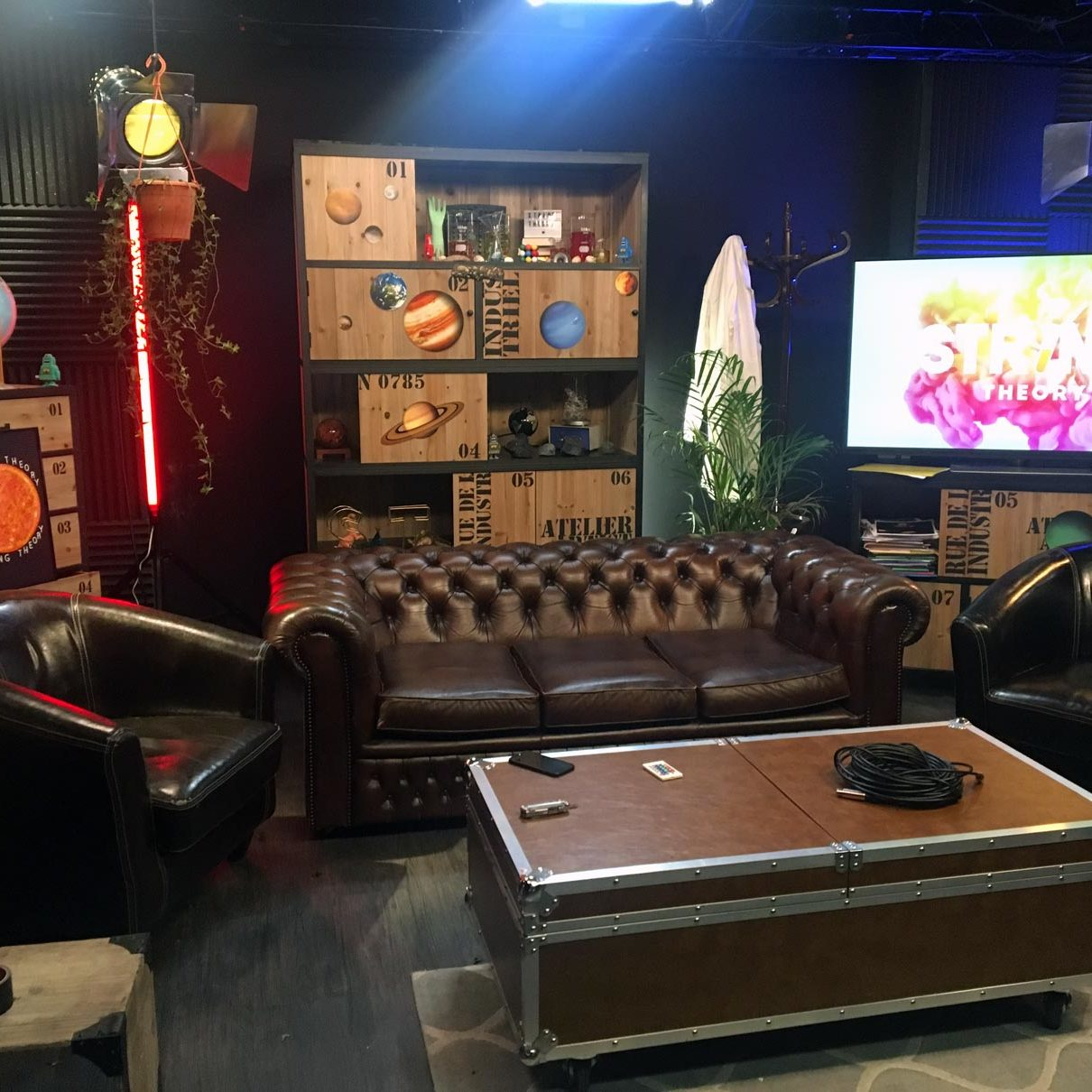 YouTube live - video live streaming production studio in Paris - Videology